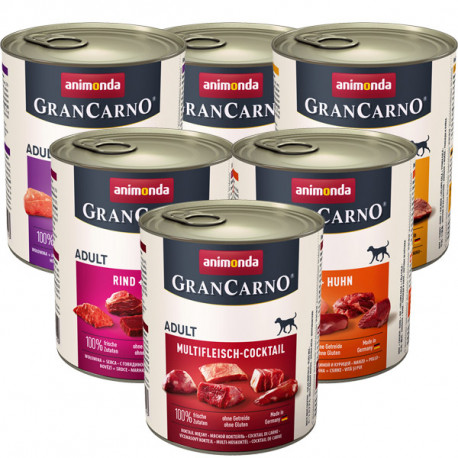 Animonda GranCarno Original Adult - Mix Classic 6x400g Animonda - 2
