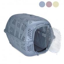 Imac plastová prepravka Carry Sport 48,5x34x32cm - modrá Imac - 1