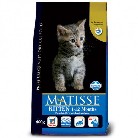 Farmina Matisse Cat Kitten 400g  - 1