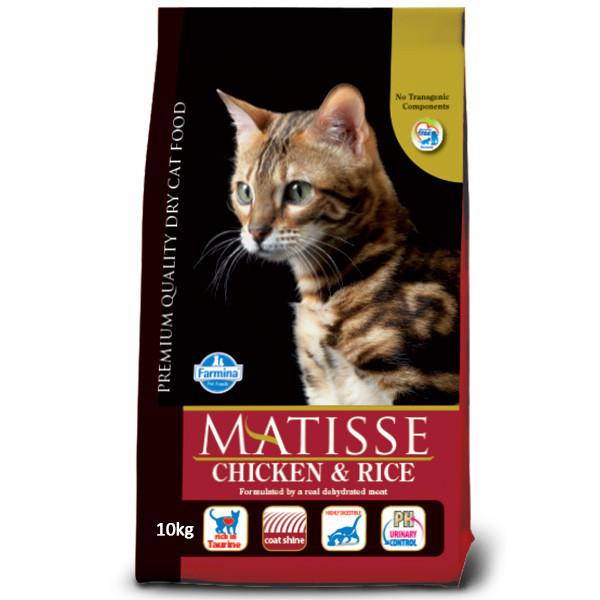 Farmina Matisse Cat Adult Chicken&Rice 400g Farmina N&D - 3