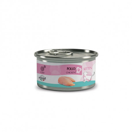 Chef Cat Kitten - Kuracie filety 80g Marpet - 1