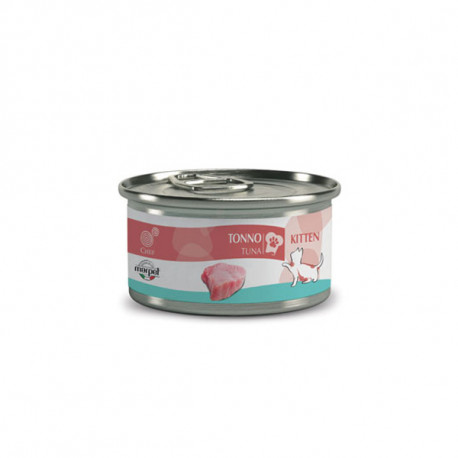 Chef Cat Kitten - Tuniak filety 80g Marpet - 1