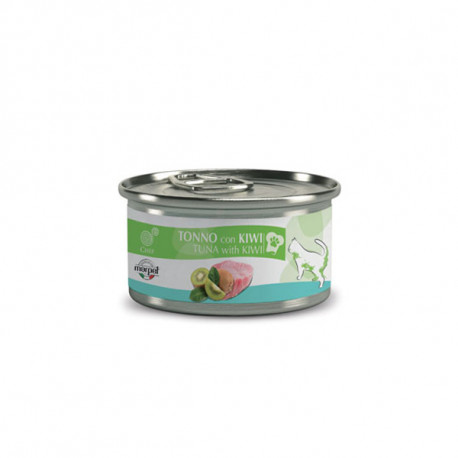 Chef Cat Adult Sterilized - Tuniak filety a kiwi 80g Marpet - 1