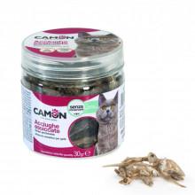 Camon Treats & Snacks Cat - Sušené ančovičky 30g Camon - 1