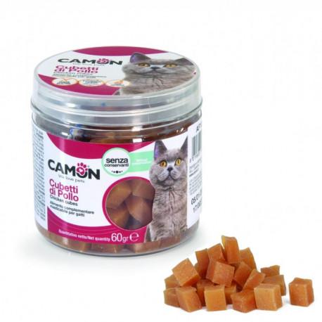 Camon Treats & Snacks Cat - Kuracie kocky 60g Camon - 1