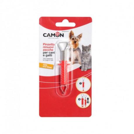 Camon Tick tweezers - pinzera na vyberanie kliešťov 1ks Camon - 2