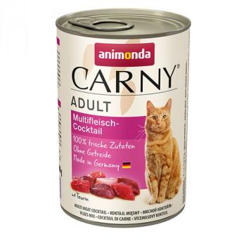 Carny Adult - Multimäsový kokteil  400g Animonda - 3
