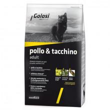 Golosi Cat Adult Pollo & Tacchino - Kuracie a morčacie 400g Zoodiaco - 1