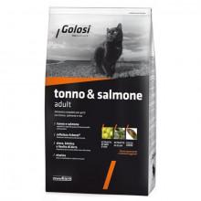Golosi Cat Adult Tonno & Salmone - Tuniak a losos 400g Zoodiaco - 1
