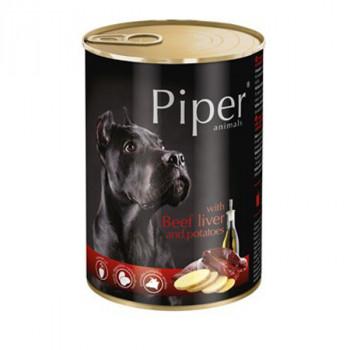 Piper Adult - Hovädzia pečeň a zemiaky 400g DNP S.A. - 1
