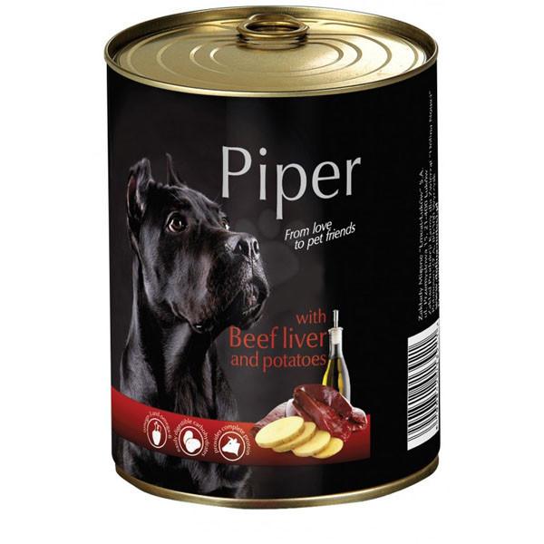 Piper Adult - Hovädzia pečeň a zemiaky 800g DNP S.A. - 1