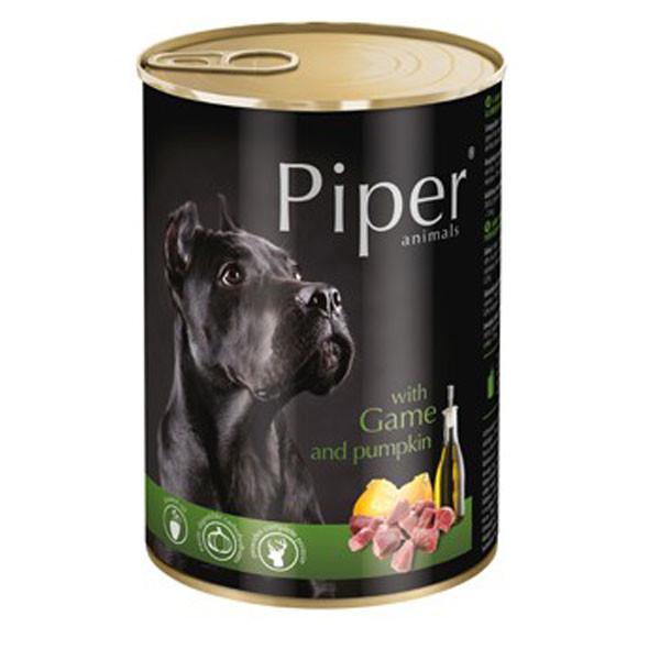 Piper Adult - Zverina s tekvicou 400g DNP S.A. - 1