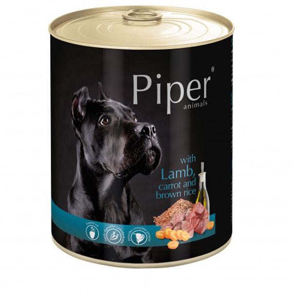 Piper Adult - Jahňacie s mrkvou 800g DNP S.A. - 1