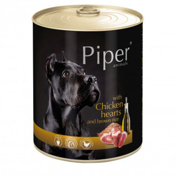 Piper Adult - Kuracie pečienky s ryžou DNP S.A. - 1