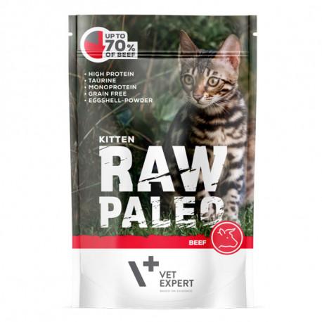 VetExpert Raw Paleo Kitten Hovädzie 100g Vet Expert - 1