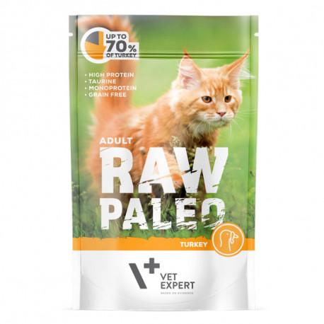 VetExpert Raw Paleo Adult Morčacie 100g Vet Expert - 1