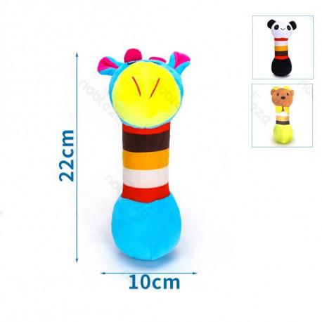 Plyšová hračka Nobleza super jemné zvieratká 22cm Nobleza - 1