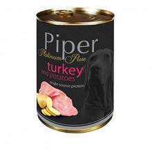 Piper Platinum Pure Adult - Morka a zemiaky 400g DNP S.A. - 1