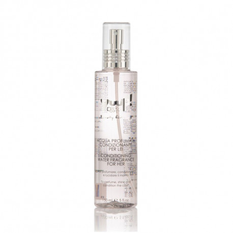 Yuup! Her - Conditioning water fragrance for her 150ml Cosmetica Veneta - 2