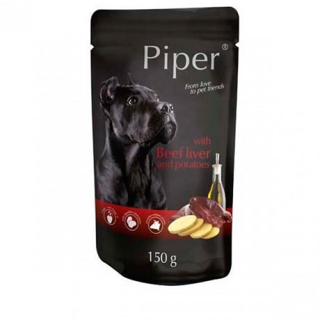 Piper Adult - Hovädzia pečeň a zemiaky 150g DNP S.A. - 1