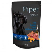 Piper Adult - Jahňa s mrkvou a hnedou ryžou 150g DNP S.A. - 2