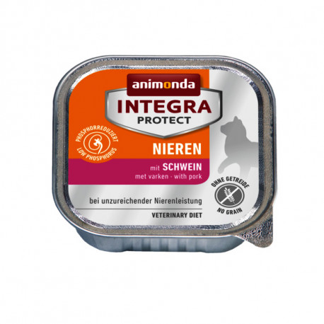 Animonda Integra Cat Nieren - Bravčové mäso 100g Animonda - 1