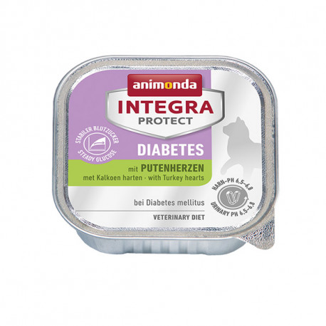 Animonda Integra Cat Diabetes - Morčacie srdiečka 100g Animonda - 1