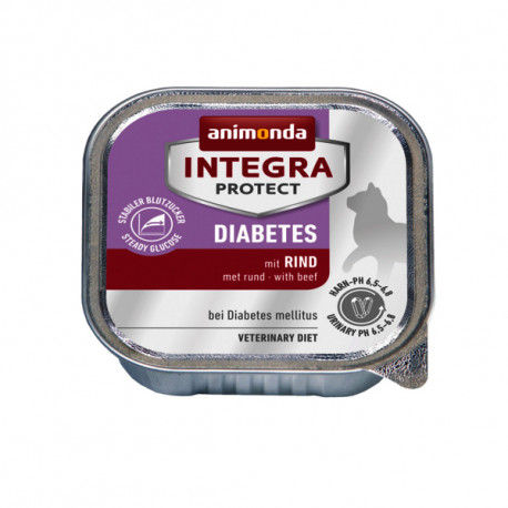 Animonda Integra Cat Diabetes - Hovädzie mäso 100g Animonda - 1