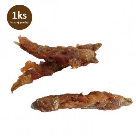 Rybička obalená kuracím mäsom Salač 12cm  - 1