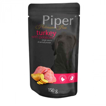 Piper Platinum Pure - morka a zemiaky 150g DNP S.A. - 1
