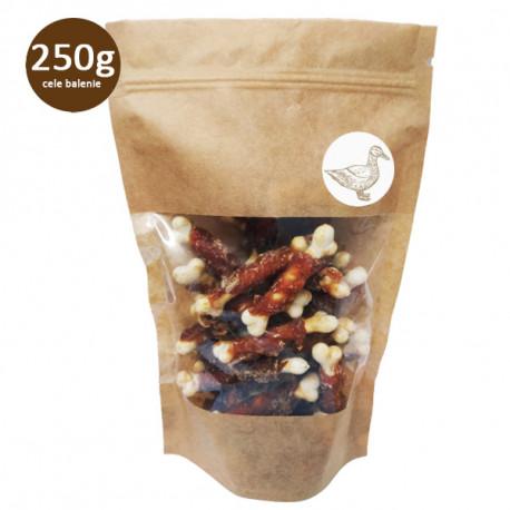 Vápniková kosť obalená kačacím mäsom Fresh Farm - 1ks Fresh Farm - 2