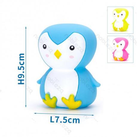 Gumený tučniak Nobleza pre psa - 9,5cm Nobleza - 2