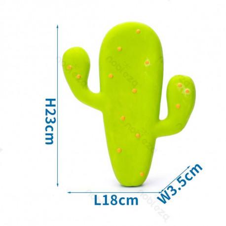 Dentálny latexový kaktus Nobleza pre psa - 23cm Nobleza - 1