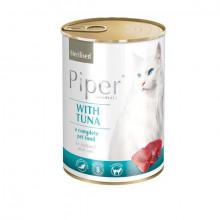 Piper Sterilised Cat - Tuniak 400g DNP S.A. - 1