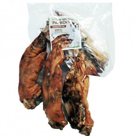 Sušené bravčové paprčky Tauris - 3ks (300g)  - 1