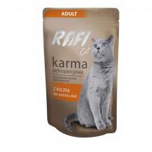 Rafi Cat Adult - Kačica 100g DNP S.A. - 1