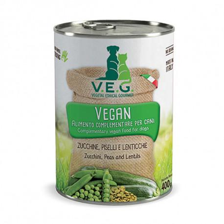 V.E.G. Vegetal Ethical Gourmet - Cuketa, hrášok a šošovica 400g Marpet - 1