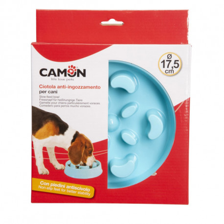 Plastová miska pre zvieratá Camon Slow Feed Nobleza - 1