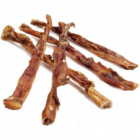 Sušená hovädzia koža - 20cm  - 1