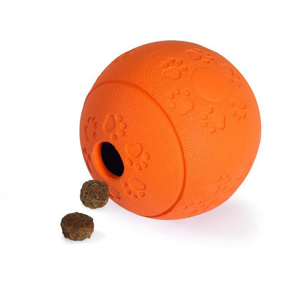 Camon interaktívna lopta na pamlsky z kaučuku Camon - 1