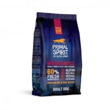 Primal Spirit 60% Wilderness 1kg Alpha Spirit - 1