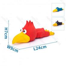Gumený tucan Nobleza hračka pre psa 9cm Nobleza - 1