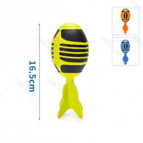 Gumená hračka v tvare rakety pre psa Nobleza Nobleza - 1