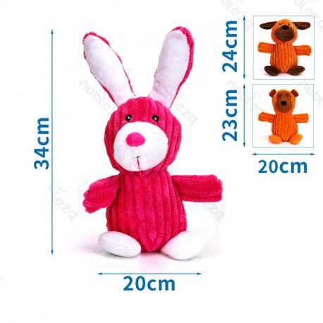 Plyšová hračka Nobleza zvieratká Manchester 34cm Nobleza - 1
