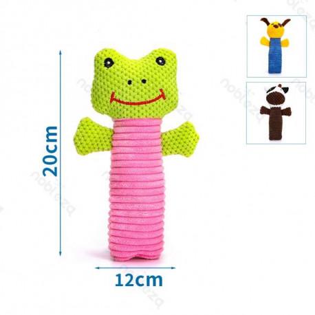 Plyšová hračka Nobleza zvieracie bábky 20cm Nobleza - 2