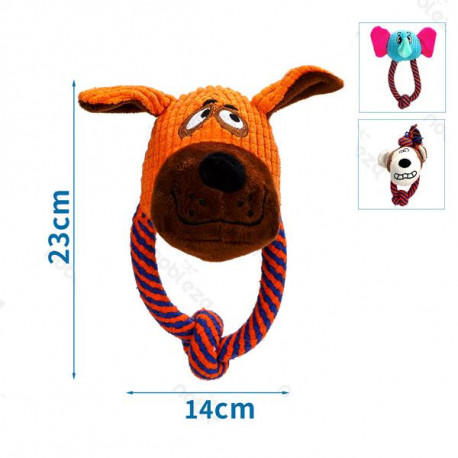 Plyšová hračka Nobleza milé zvieratko na lane 23cm Nobleza - 1