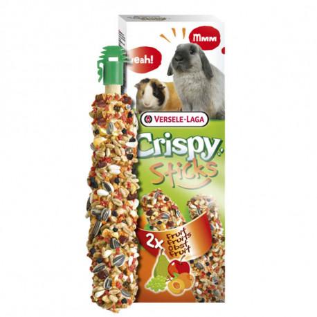 Versele-Laga Crispy Sticks Rabbits-Guinea Pigs Fruit 110g Versele-Laga - 1
