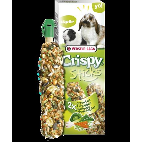 Versele-Laga Crispy Sticks Rabbits-Guinea Pigs Vegetables 110g Versele-Laga - 1