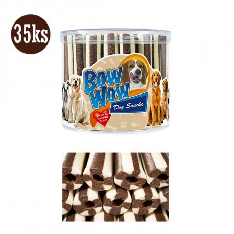 Bow Wow Dog Tubitos s hydinovým mäsom 35ks Mira mar - 1
