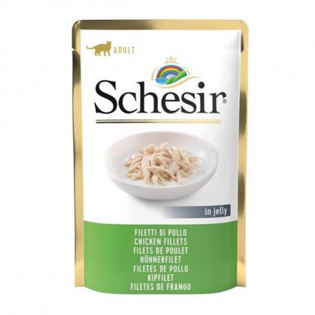 Schesir - Kuracie 100g Agras Delic - 1